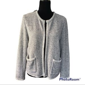 Ann Taylor sweater open front Size Large